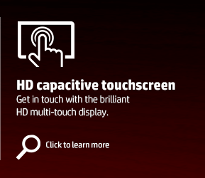 HD capacitive touchscreen